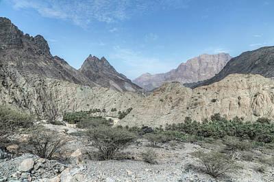 Jebel Shams - Oman Art Print by Joana Kruse