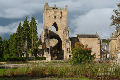 Photograph - Jedburgh Abbey  by Phil Banks