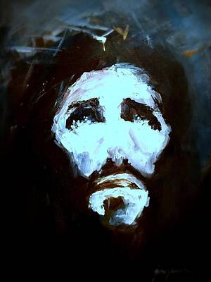 Digital Art - Jesus - 4 by Jun Jamosmos