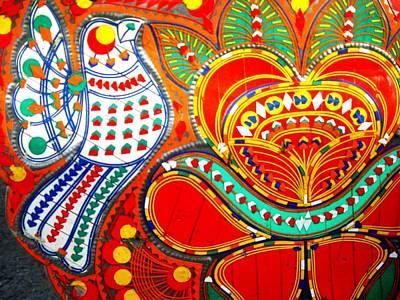 Painting - Jinga Bird by Fareeha Khawaja