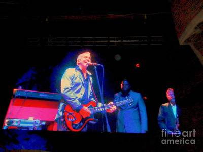 Photograph - Jj Grey And Mofro At Red Rocks by Kelly Awad