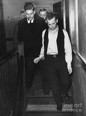 Photograph - John Dillinger 1903-1934 by Granger