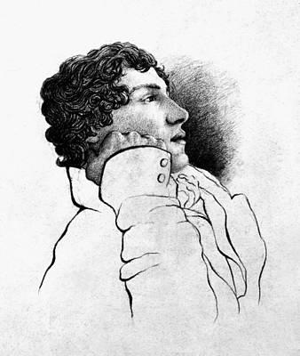 Photograph - John Keats (1795-1821) by Granger