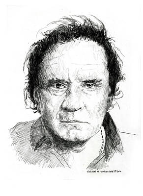 Modern Kitchen - Johnny Cash by Shawn Vincelette