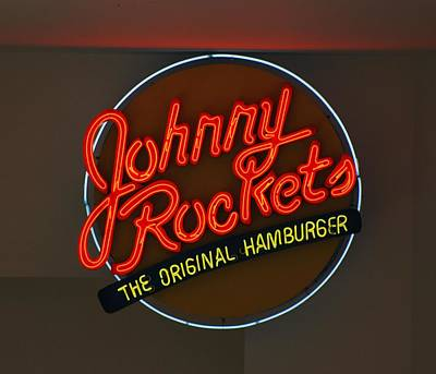 Photograph - Johnny Rockets by Rob Hans