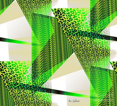 Digital Art - Join In by Iris Gelbart