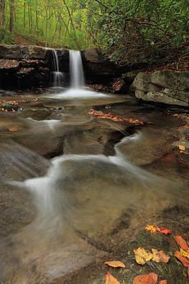 Photograph - Jonathan Falls Fall  by Emmanuel Panagiotakis