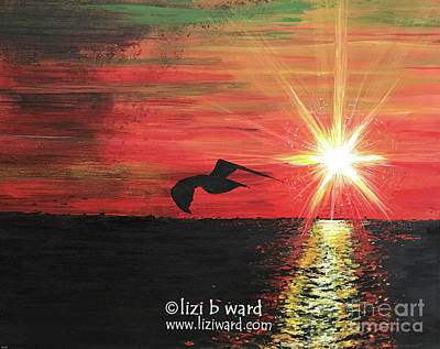 Painting - Journey by Lizi Beard-Ward