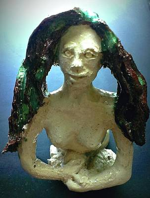 Ceramic Art - Joy And Hope by Frederick Dost