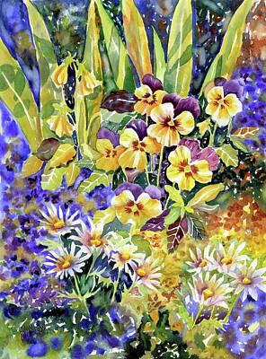 Painting - Joyful Noise by Ann Nicholson