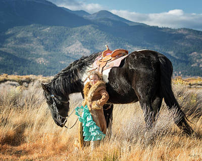 Photograph - Joylene 10 by Phyllis Burchett
