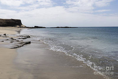 Photograph - Juan Gomez Beach by Pietro Ebner