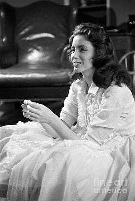 June Carter, 1956 Art Print