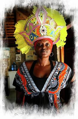 Photograph - Junkanoo by Hugh Smith