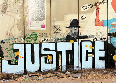 Photograph - Justice by Munir Alawi