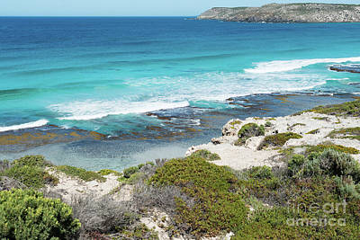 Photograph - Kangaroo Island Seascape by Andrew Michael
