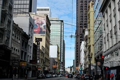 Photograph - Karney Street San Francisco  by Matt Harang