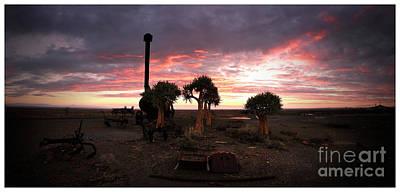 Photograph - Karoo Desert 3 by Michael Edwards