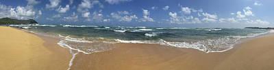 Photograph - Kauai Beach by Steven Lapkin