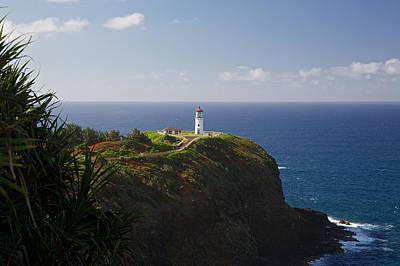 Photograph - Kauai Lighthouse by Steven Lapkin