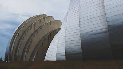 Photograph - Kauffman Performing Arts Center by Stephanie Hollingsworth