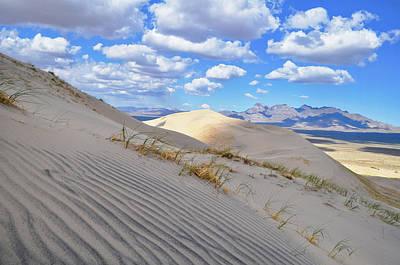 Photograph - Kelso Dunes Desert Landscape by Kyle Hanson