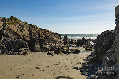 Photograph - Kennack Sands by Brian Roscorla