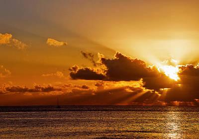 Photograph - Key West Sunrise 21 by Bob Slitzan