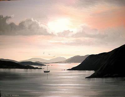 Killary Sunset Original