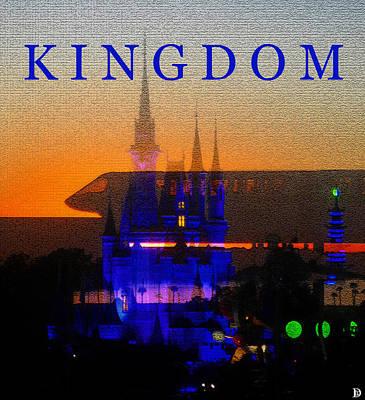 Digital Art - Kingdom by David Lee Thompson