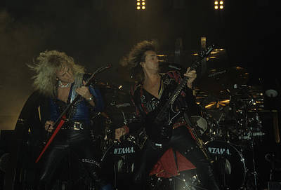 Photograph - Kk Downing And Glen Tipton by Rich Fuscia