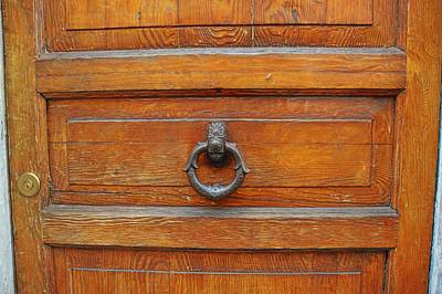 Photograph - Knock Knock On Wood by JAMART Photography
