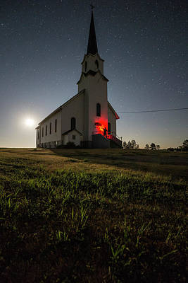 Photograph - Knockin On Heaven's Door by Aaron J Groen