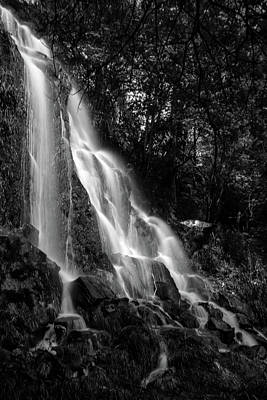 Photograph - Koenigshuette Waterfall , Harz by Andreas Levi