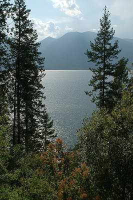 Photograph - Kootenay Lake, British Columbia. by Rob Huntley