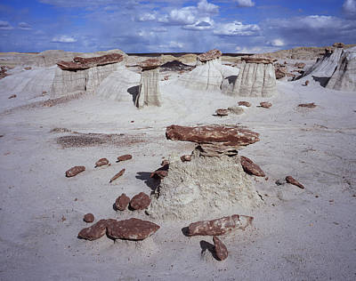 Photograph - Kow Hoodoo Valley by Tom Daniel