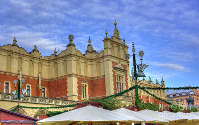 Photograph - Krakow Christmas Market 2017 by Juli Scalzi