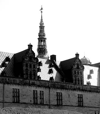 Photograph - Kronborg Slot by Michael Canning