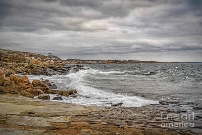 Photograph - Kullaberg Coastal Region by Antony McAulay