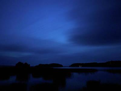 Photograph - Kulovesi Night by Jouko Lehto