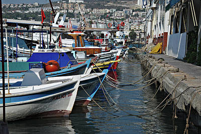 Photograph - Kusadasi Turkey by Cendrine Marrouat
