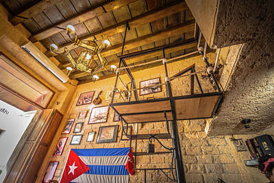 Photograph - La Cubana Restaurant by Bill Howard