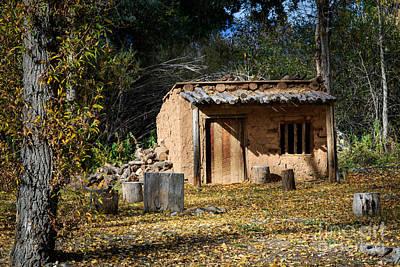 Photograph - La Hacienda Del Los Martinez by Richard Smith