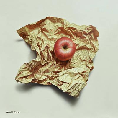 Cape Cod Painting -  La Pomme by Julia O'Malley-Keyes