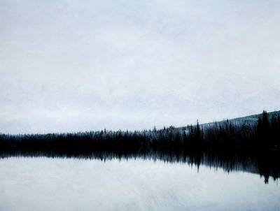Photograph - Lac Le Jeune by Theresa Tahara