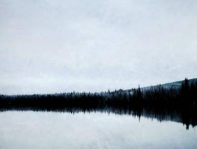 Photograph - Lac Le Jeune by Theresa Tahara