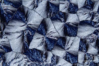 Lactose Monohydrate, Polarized Lm Art Print