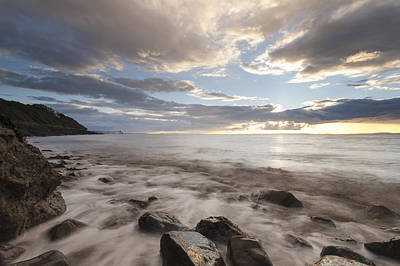 Clevedon Photograph - Ladye Bay by Don Hooper