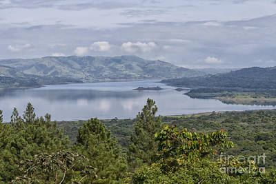 Arenal Photograph - Lake Arenal, Costa Rica by Patricia Hofmeester