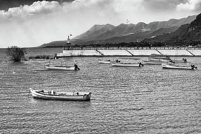 Photograph - Lake Chapala by Eunice Gibb